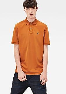 G-STAR RAW (ジースターロゥ) Dunda Polo Slim T-Shirt (ダンダポロスリムTシャツ) ポロシャツ