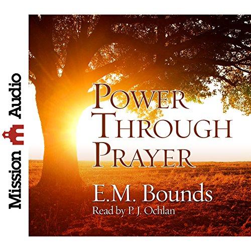 Power Through Prayer audiobook cover art