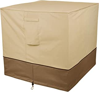 AIFUSI Air Conditioner Covers, Outside Units Veranda AC Covers Standard American Furniture Central Air Conditioner, 34x34x...