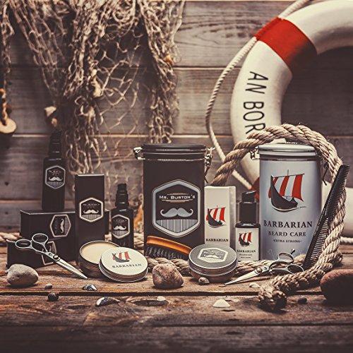 Bartöl für die perfekte Bartpflege vegan und natürlich mit Arganöl Abbildung 2