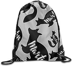 Jiger Drawstring Bag Gym Bag Travel Backpack, Floral Pattern, Gym Equipment Bags for Women Men Adults