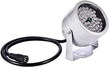 IR Illuminator 48-LED Ir Infrarrojo Night Vision Illuminator Cámara de seguridad IR Infrarrojos Night Vision Lamp