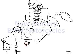BMW Genuine Motorcycle Fuel Tank Valve K75 K75C K75RT K75S K100 K100LT K100RS K100RT