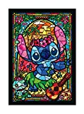 Tenyo 266 Piece Jigsaw Puzzle Stained Art Stitch! Stained Glass (18.2x25.7cm) by