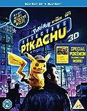 Detective Pikachu - Pokémon [3D Blu-ray + Blu-ray]