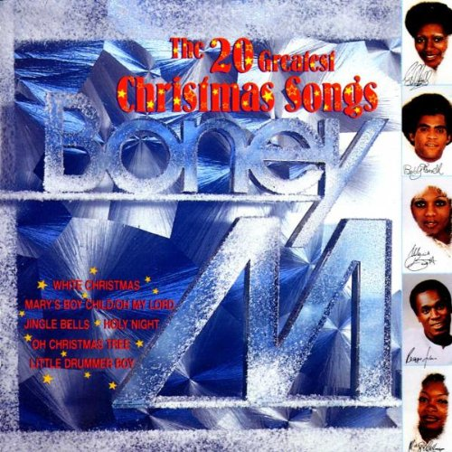 BONEY M. - 20 Greatest Christmas Songs - Amazon.com Music