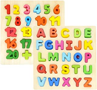 Best alphabet and number blocks Reviews