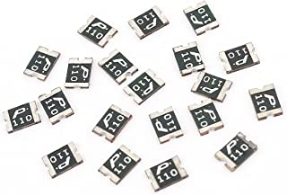 IIVVERR 20pcs P110 1.1A 8V Fast Acting Chip SMD 1812 Resettable Auto Recovery Fuse (20 stücke P110 1.1A 8 V Schnellwirkend...