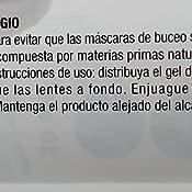 Seac Biogel Antiempañante para máscaras y Gafas