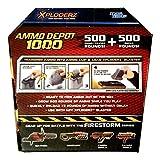 Xploderz 45114 Ammo Depot, 1000 Ammo Refills...