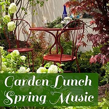 Garden Lunch Spring Music