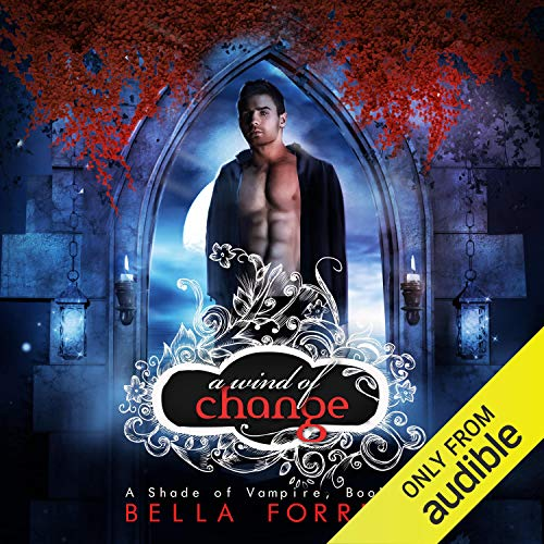 A Shade of Vampire 17: A Wind of Change cover art