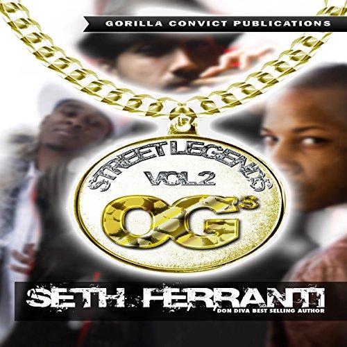 Street Legends audiobook cover art