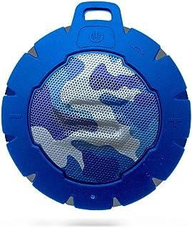 سماعة متنقلة من شركة سول بلوتوث - أزرق