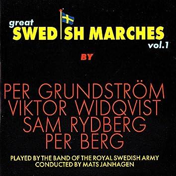 Great Swedish Marches, Vol. 1