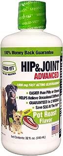 Liquid-Vet K9 Hip & Joint Advanced Formula, Pot Roast, 32 oz