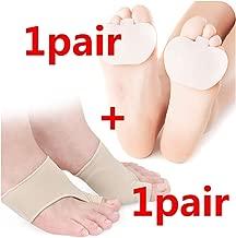 Hallux Bunion Corrector Orthopedic Foot Tools Bone Thumb Adjuster Brace Pedicure Socks Foot Toe,2pair style 17