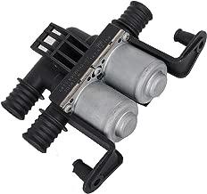 Heater Control Valve Solenoid for BMW E60 525i 525xi 530i E63 645ci 650i M6 E64 E65 745i 745li 750i, BMW Air Conditioning Heater Valve 64116906652