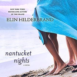Nantucket Nights audiobook cover art