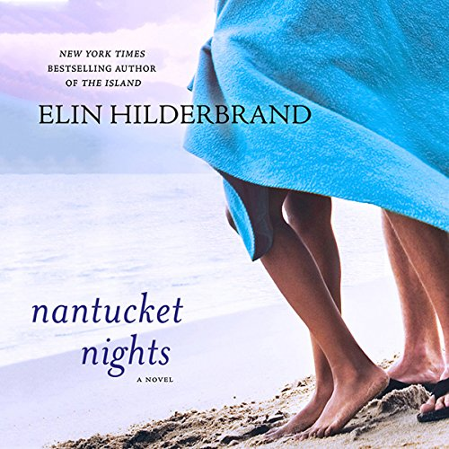 Nantucket Nights audiobook cover art