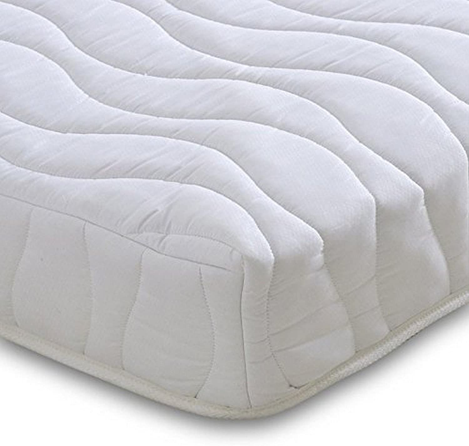 Visco Therapy Little Champ Pocket Spring Rolled Mattress - Single
