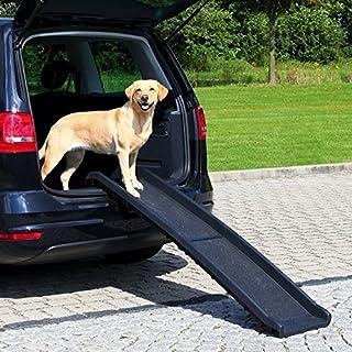 【ドイツTRIXIE】 ドライブ用スロープ ペットウォークフォールディングランプ