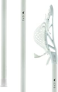 ECD Lacrosse Elite Setup - Mirage White - Hero Mesh SS White - CF5 30