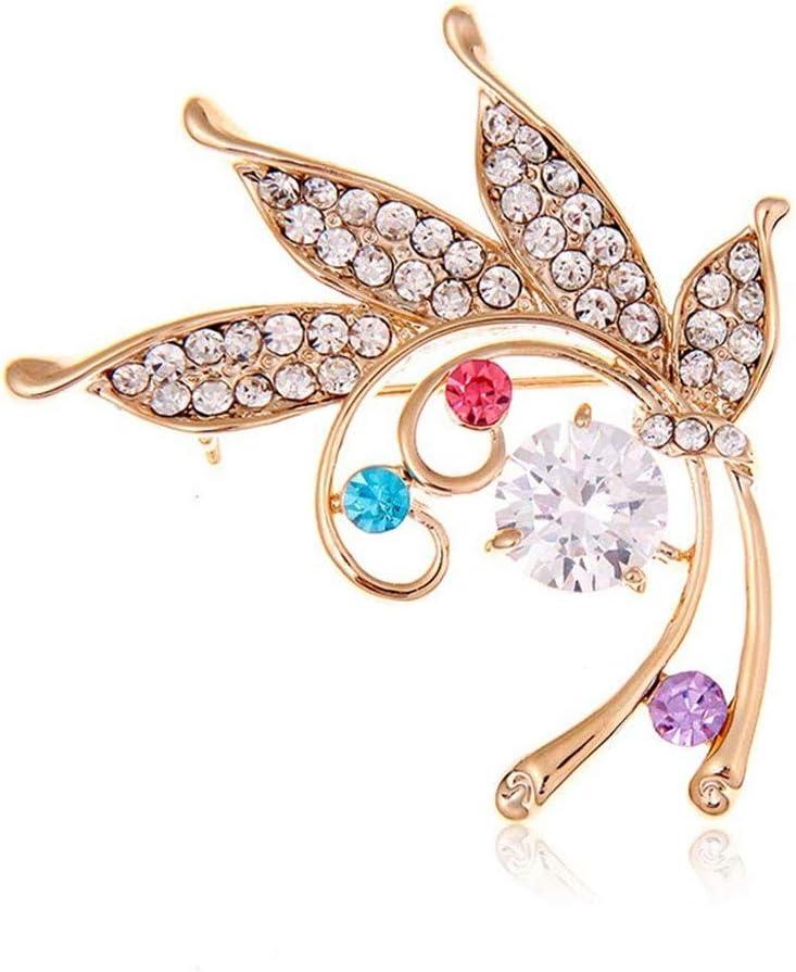 SLSFJLKJ Recommended Decorative Flower - Big Pin Fash Brooch Female Finally popular brand and Suit