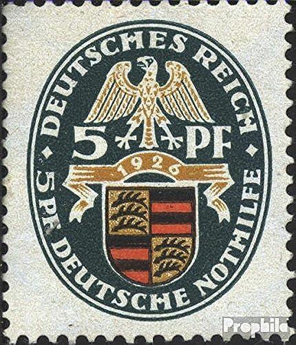 ventas en linea Prophila Collection alemán Imperio Imperio Imperio 398X examinado, de pie marca de agua 1926 emergencia de socorro escudo de armas (sellos para los coleccionistas)  encuentra tu favorito aquí
