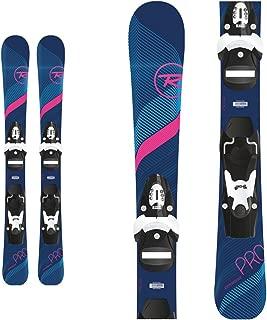 Rossignol Experience Pro W Kids Skis Team 4 Bindings