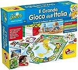 Lisciani Giochi 51156 Il Grande Gioco Dell'Italia...