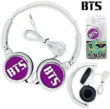 Christ For Givek Kpop BTS Bangtan Boys Auriculares Auriculares Estéreo Auriculares(H07)