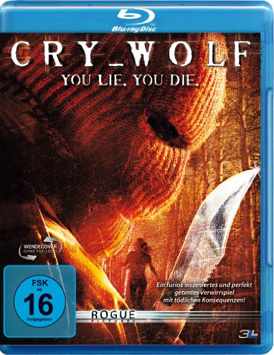Cry Wolf - You Lie. You Die. [Blu-ray]
