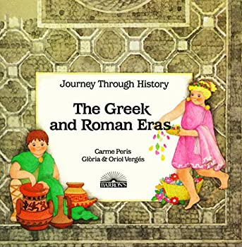 Paperback The Greek and Roman Eras (Journey Through History) (English and Spanish Edition) Book