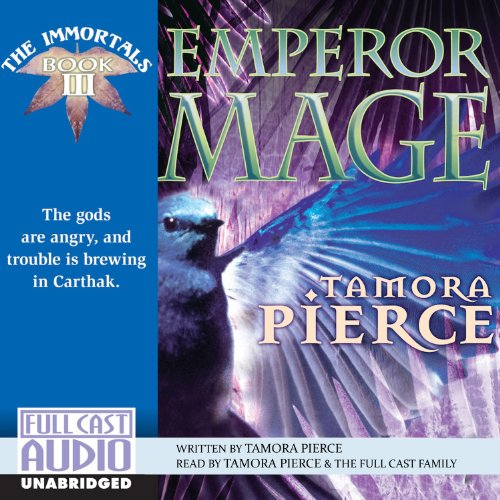 Emperor Mage audiobook cover art