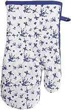 Porland Blue Passion Desen3 Fırın Eldiveni 33cm, Tekstil