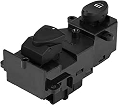 Power Window Master Switch Replace for Honda Civic 4-Door 2006-2011 OE:35750-SNV-H51 35750SNAA11 35750SNAA13 Front Left Driver Side Power Control Switch Comes with a Removal Tool