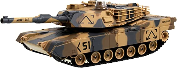 M1A2 Abrams USA Battle Tank RC 16