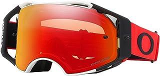Oakley Oo7046-60 gafas de sol, Rojo, Einheitsgröße Unisex adulto
