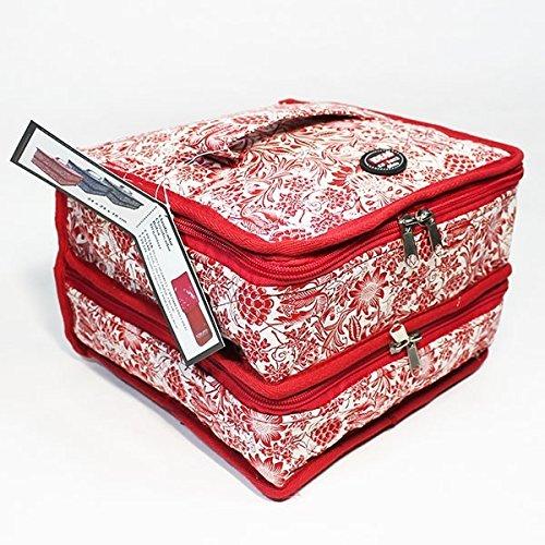 Organizador de costura ideas rojo