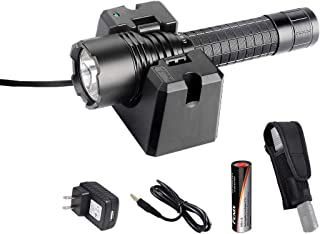 Best led flashlight with charging cradle Reviews