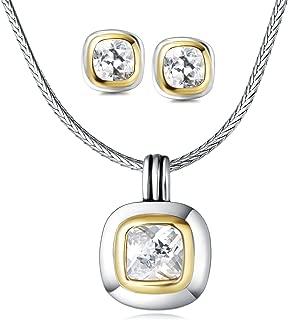 UNY Elegant Jewelry Sets Luxury Trendy Antique Fashion Designer Inspired Vintage Women