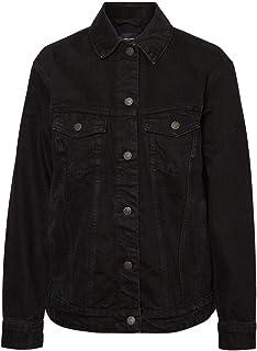 Vero Moda Vmkatrina LS Loose Jacket Mix Ga Noos Chaqueta de jean para Mujer
