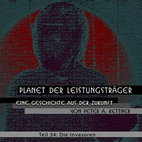 Die Invasoren audiobook cover art