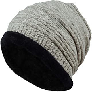 Cable Knit Beanie by Tough Headwear - Thick, Soft & Warm Chunky Beanie Hats for Women & Men (with 5+ Colors)