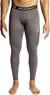 Mission Mens Mission Men's Real Tree vaporactive Baselayer Compression Tights 140000-P-P