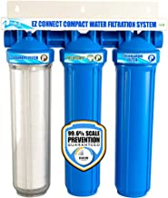 Pelican 3-Stage Water Filtration & Softener Combo EZ-Connect 20