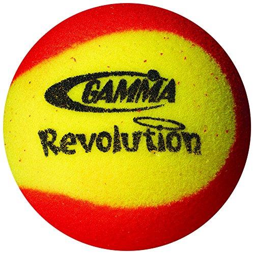 Gamma Pelota de Tenis Espuma Revolution 2Unidades