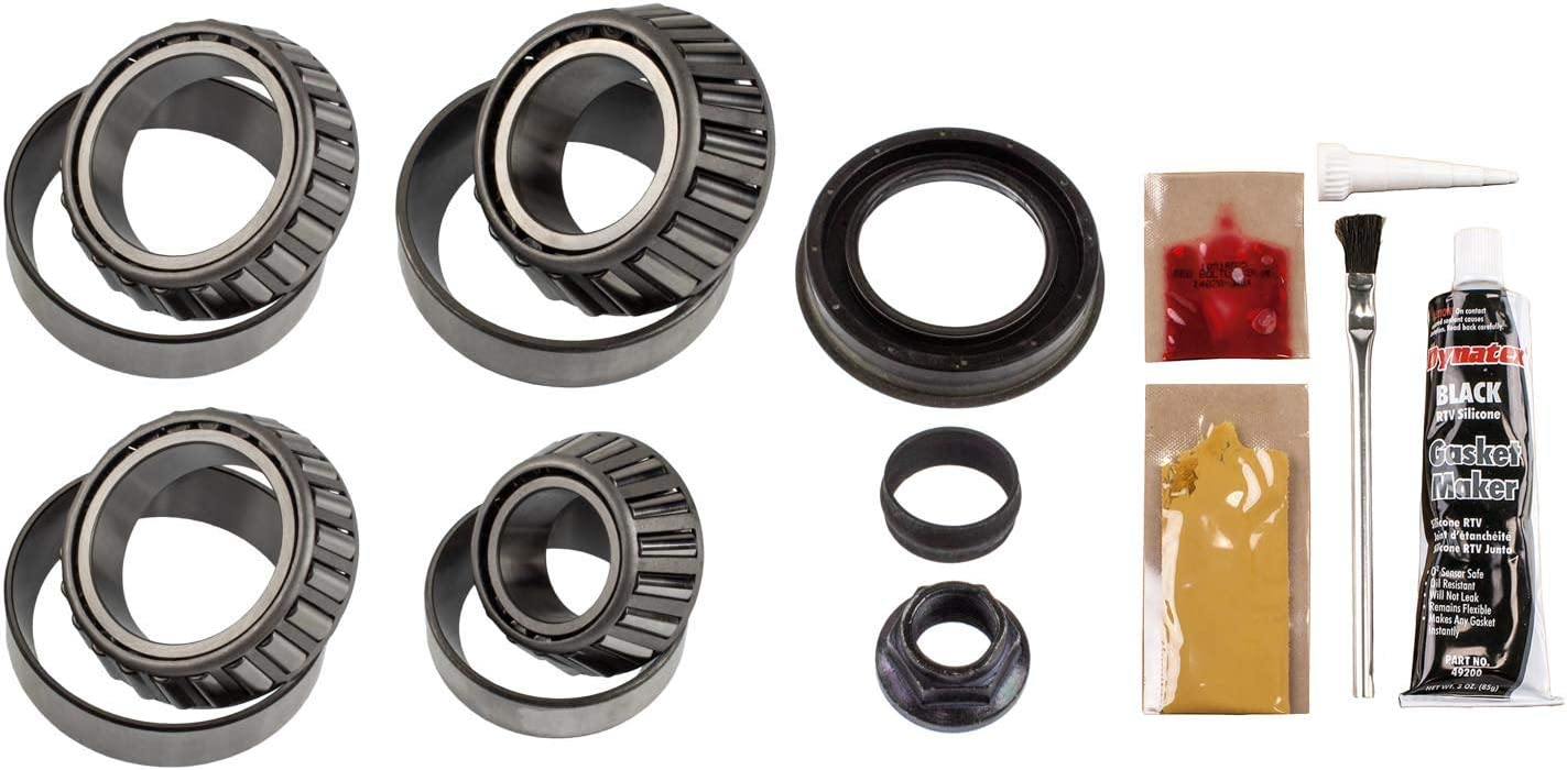Motive Free shipping anywhere in the nation Gear R9.5GRLA - Bearing Ko Year-end gift Differential Kit