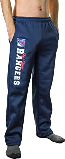 NHL Mens Polyfleece Sweatpants